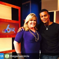 Photo taken at NBC 6 South Florida by COCOACHiCPR T. on 4/16/2015
