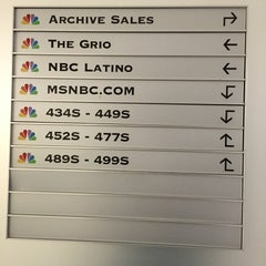 Photo taken at NBC News by Yang S. on 12/10/2014