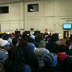 Photo taken at Los Angeles Regional Foodbank by Chrissy S. on 12/22/2012