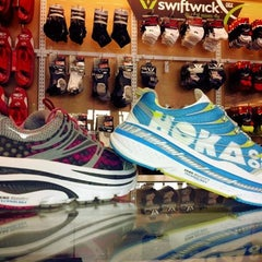 Photo taken at Wagner's RunWalk - Running Shoes and Apparel by Ed F. on 8/27/2013