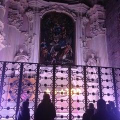 Photo taken at Oratorio San Filippo Neri by Linda S. on 1/25/2014