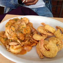 Photo taken at French Quarter Cafe by Mazi S. on 9/12/2014