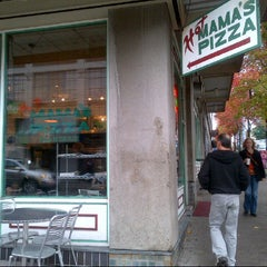 Photo taken at Hot Mama's Pizza by Jeff P. on 11/3/2012