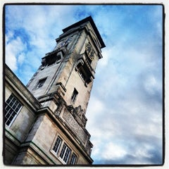 Photo taken at Trent Building by Mark 👻 W. on 9/28/2012