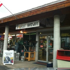 Photo taken at Tropical hardware by Jeff O. on 10/3/2012