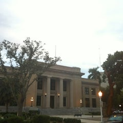 Photo taken at Lee County Justice Center by Jeff O. on 12/4/2012
