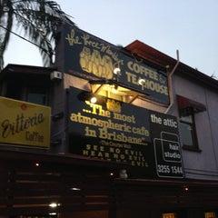 Photo taken at Three Monkeys Coffee & Tea House by Richard C. on 11/29/2012