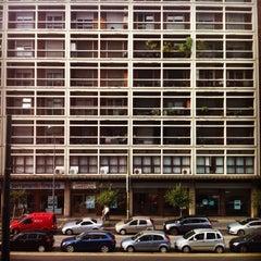 Photo taken at Doria Grand Hotel by Jumbokarides on 9/25/2014