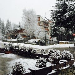 Photo taken at Courmayeur by Артем К. on 1/17/2015