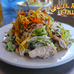 Photo taken at Gruene River Grill by Gruene River Grill on 10/14/2014