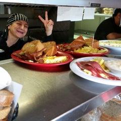 Photo taken at Stacks Kitchen by GiovanniCLT on 4/4/2015