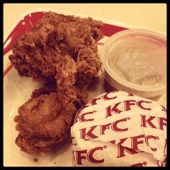 Photo taken at KFC by Nicolai Louie P. on 4/23/2014