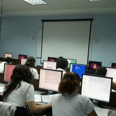 Photo taken at Centro de Computo by Rikrdo S. on 10/30/2012