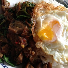 Photo taken at ตามสั่ง ชิวแมนชั่น by Macky m. on 11/19/2012
