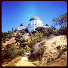 Photo taken at Griffith Park Trail by Arturo C. on 5/12/2013