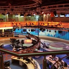 Photo taken at Al Jazeera Media Network by Molefi S. on 6/17/2015