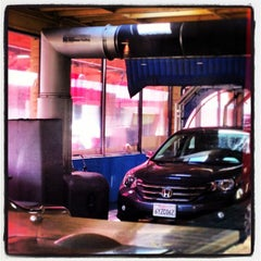 Photo taken at Red Carpet Car Wash by Nicholas Z. on 8/7/2013