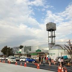 Photo taken at 羽生PA (上り) by Watalu Y. on 2/4/2013