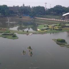 Photo taken at Taman Mini Indonesia Indah (TMII) by Acan C. on 5/18/2013