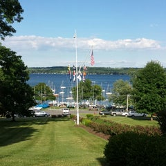 Photo taken at Canandaigua Yacht Club by Paula S. on 7/4/2014