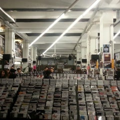 Photo taken at Rough Trade East by Edgar F. on 12/30/2012
