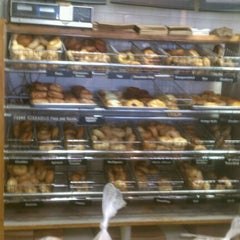 Photo taken at Art's Bagels and More by Mike F. on 9/19/2012