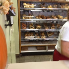 Photo taken at Art's Bagels and More by Mike F. on 11/8/2012