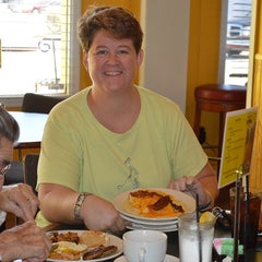 Photo taken at Uncle Rich's House of Bacon by Uncle Rich's House of Bacon on 10/18/2014