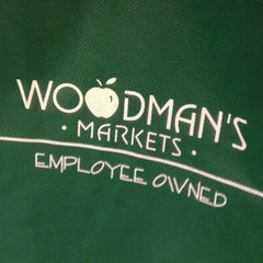 Photo taken at Woodman's Food Market by JoZe C. on 3/30/2012