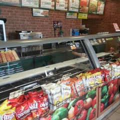 Photo taken at SUBWAY by Troy P. on 12/18/2012