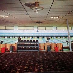 Photo taken at Bar-Don Lanes by Derek D. on 12/6/2013