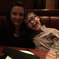 Photo taken at Fleming's Prime Steakhouse & Wine Bar by Michael D. on 2/15/2015