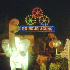Photo taken at PG Rejo Agung Baru by Agamone A. on 4/2/2014