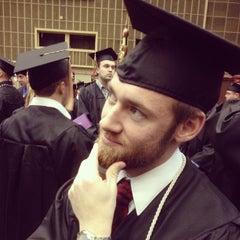 Photo taken at University of Cincinnati by Matt F. on 12/15/2012