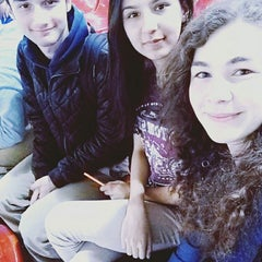 Photo taken at Bahcelievler Anadolu Lisesi by Beyza C. on 4/6/2015