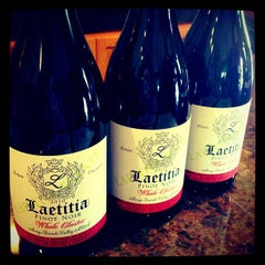 Photo taken at Laetitia Vineyard & Winery by Carol F. on 2/15/2013