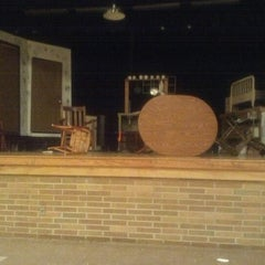 Photo taken at Owosso High School by Kevin Michael F. on 11/17/2012