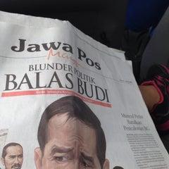 Photo taken at Jalan Soekarno Hatta by Dwidyawati M. on 1/18/2015
