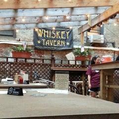 Photo taken at Whiskey Tavern by Zach G. on 6/17/2013
