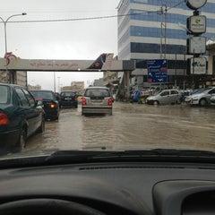 Photo taken at Waha Circle | دوار الواحة by Khaled O. on 1/7/2013