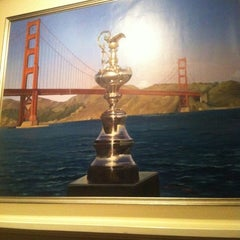 Photo taken at Golden Gate Yacht Club by Brydon F. on 11/11/2012