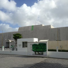 Photo taken at 沖縄県立博物館・美術館 by Hiroyuki S. on 9/19/2013