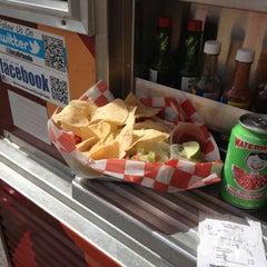 Photo taken at Zoca: Taco + Burrito Truck by TJ K on 11/12/2012