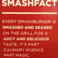 Photo taken at Smashburger by Warren W. on 2/17/2013