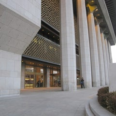 Photo taken at 세종문화회관 (Sejong Center) by Seung Hoon L. on 2/22/2013
