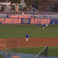 Photo taken at McKethan Stadium at Perry Field by Ralph on 4/21/2015
