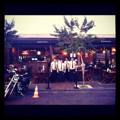 Photo taken at Casimiros Boteco Gourmet by Bia A. on 9/21/2012
