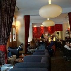 Photo taken at Mocco by Vegard K. on 11/7/2012