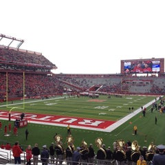 Photo taken at High Point Solutions Stadium by Erin M. on 11/10/2012