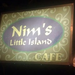 Photo taken at Nim's Little Island by Aini S. on 2/2/2013